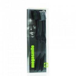 Зубна щітка MegaSmile Black Whitening (2 шт)