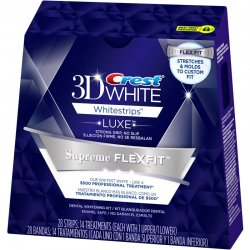 Відбілюючі смужки Crest Whitestrips 3D Supreme Flex Fit