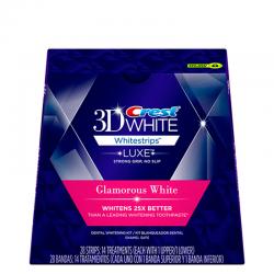 Відбілюючі смужки Crest Whitestrips 3D Glamorous White