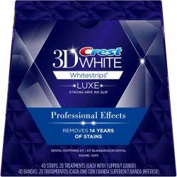 Відбілюючі смужки Crest Whitestrips 3D Professional Effects