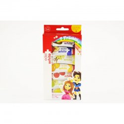 "Дитяча зубна паста EDEL + WHITE ""7 ФРУКТІВ"" на кожен день"